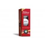 Golfipallid Titleist DT TruSoft (pakendis 3tk)