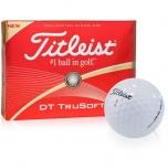 Golfipallid Titleist DT TruSoft (pakendis 12tk)