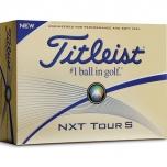 Golfipallid Titleist NXT Tour S (pakendis 12tk)