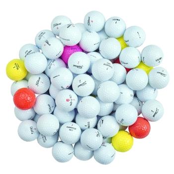 Kasutatud pallid/järvepallid
