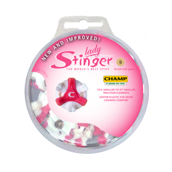 Champ Lady Stinger spike'd
