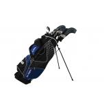 Ben Sayers M8 täissett meestele (raud/grafiit) tugijalgadega golfikott