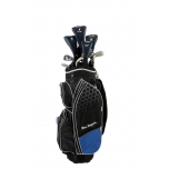 Ben Sayers M8 täissett meestele (raud/grafiit) golfi kärukott