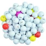 Kasutatud golfipallid (pakendis 35tk)