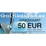 Kinkekaart 50EUR