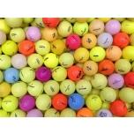 Kasutatud värvilised pallid (pakendis 12tk)