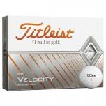 Golfipallid Titleist Velocity 2021 valge (pakendis 12tk)