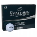 Golfipallid Spalding Ultra Soft 12-pakk