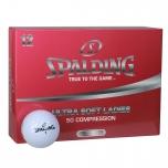 Golfipallid Spalding Ultra Soft Ladies 12-pakk