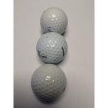 Kasutatud golfipallid (pakendis 3tk)