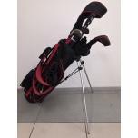Kasutatud golfisett Nike VRS Junior noormängijatele (130-150cm pikkus)