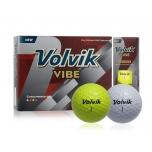 Golfipallid Volvik Vibe (pakendis 12tk)