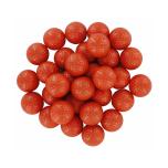 Minigolfi pallid, oraanž, 3-pakk