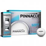 Golfipallid Pinnacle Soft valged (pakendis 15tk)