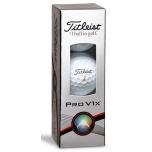 Golfipallid Titleist ProV1x (pakendis 3tk)