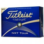 Golfipallid Titleist NXT Tour (pakendis 12tk)