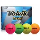 Golfipallid Volvik Crystal (pakendis 12tk)