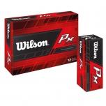 Golfipallid Wilson Staff PX (pakendis 12tk)