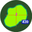 GolfBuddy-AIM-W10-golf-GPS-kello-Green_pin.png